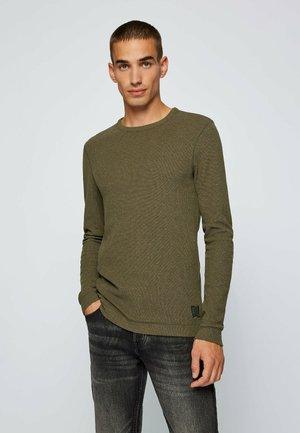 TEMPEST - Long sleeved top - dark green
