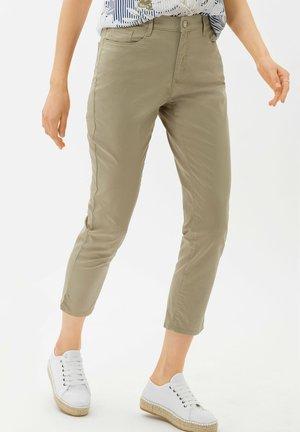 STYLE CARO S - Trousers - khaki
