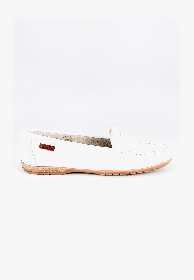 LIMOGA - Mocassins - white