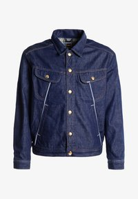 Lee - TECHNICAL RIDER - Denim jacket - grey - 6