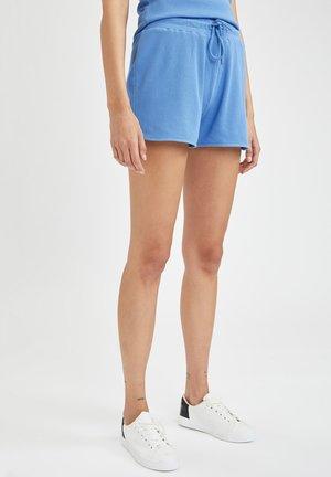 REGULAR FIT  - Shorts - blue