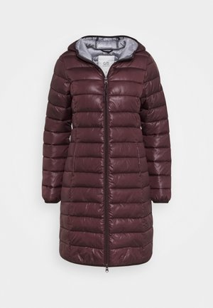 OUTDOOR - Winter coat - dark ruby