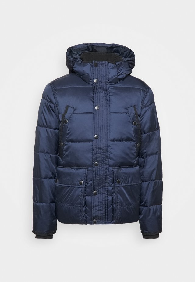 LANGARM - Winter jacket - dark blue