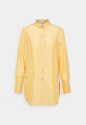 COLOGNE - Button-down blouse - rattan