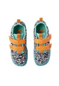 Affenzahn - KRABBE - Touch-strap shoes - schwarz - 3