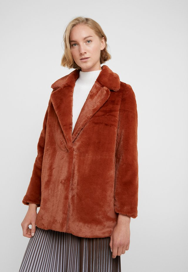 CECILE JACKET - Veste d'hiver - brown