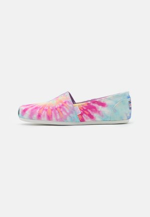 BOBS PLUSH - Mocasines - pink/multicolor