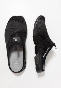 Salomon - RX SLIDE 4.0 - Trekkingsandaler - black/ebony/white - 1