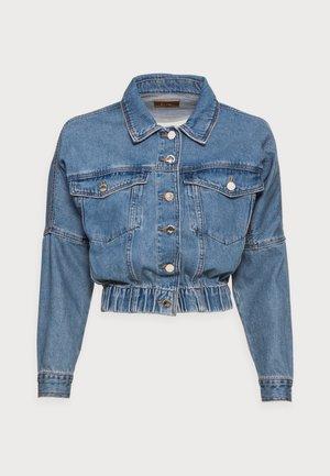 ONLRAVE LIFE JACKET - Veste en jean - medium blue denim