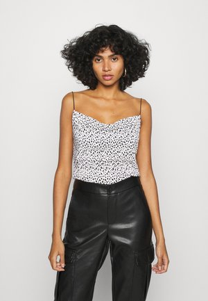 DALMATION CAMI - Top - white