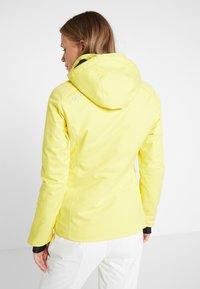 Phenix - MAIKO  - Ski jas - light yellow - 2