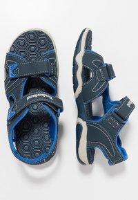 Timberland - ADVENTURE SEEKER 2 STRAP - Walking sandals - navy - 0