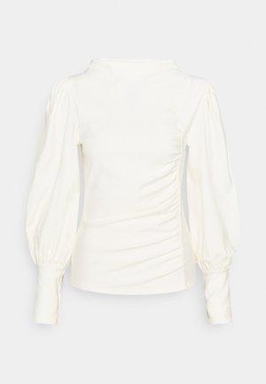 RIFAGZ PUFF - Sweatshirt - egret