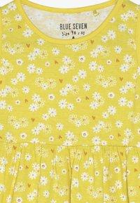 Blue Seven - Žerzejové šaty - gelb - 3