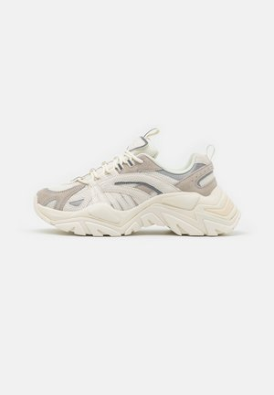 ELECTROVE - Sneakers laag - marshmallow