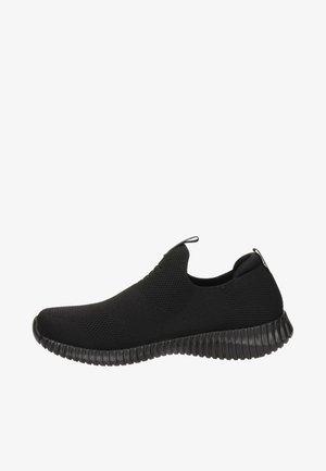 Sneaker low - zwart