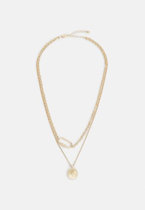 PCDUNNO COMBI NECKLACE - Smykke - gold-coloured
