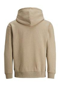 Jack & Jones - JJESOFT ZIP HOOD - Zip-up hoodie - beige - 7