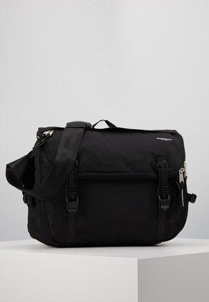 SHOULDERBAG FLIP - Laptop bag - black