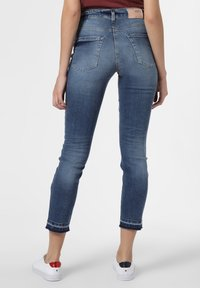 Cambio - Slim fit jeans - medium stone - 1