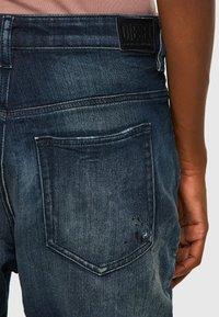 Diesel - FAYZA - Slim fit jeans - dark blue - 4