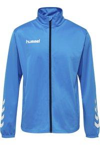 Hummel - PROMO SUIT - Tuta - diva blue/marine - 1
