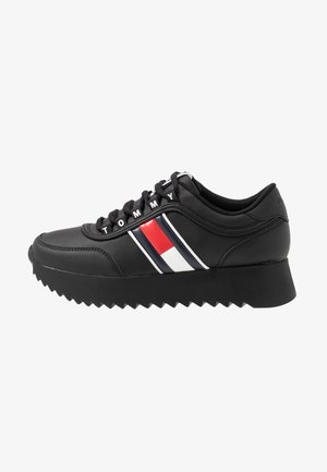 HIGH CLEATED  - Trainers - black