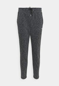 Puma - EVOSTRIPE PANTS - Pantalones deportivos - black heather - 5