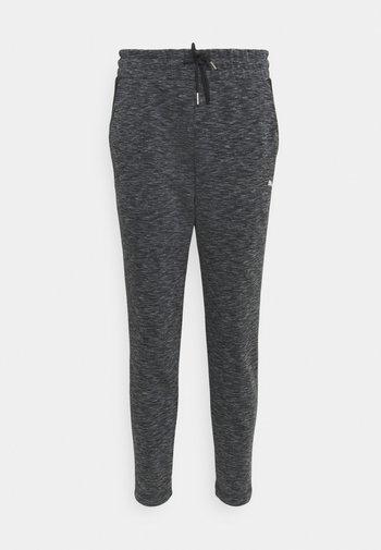 EVOSTRIPE PANTS - Pantalones deportivos - black heather