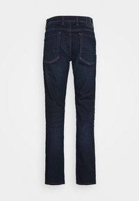s.Oliver - LANG - Jeans straight leg - dark blue - 1