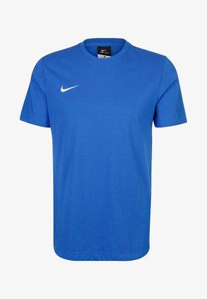 TEAM CLUB BLEND  - Basic T-shirt - royal blue/white