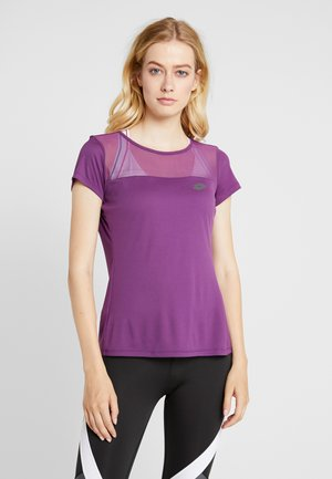 VABENE TEE  - T-shirt print - charisma violet