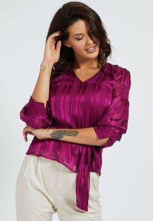 ANITA - Blouse - violett