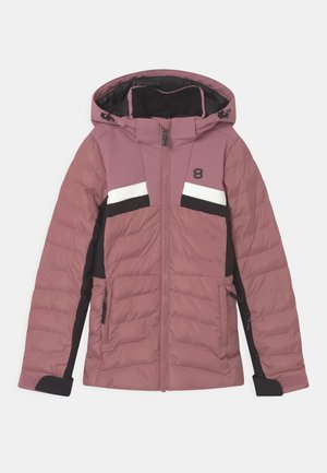 CAREY UNISEX - Ski jacket - rosewood