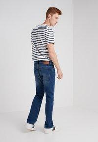 BOSS CASUAL - Straight leg jeans - medium blue - 2