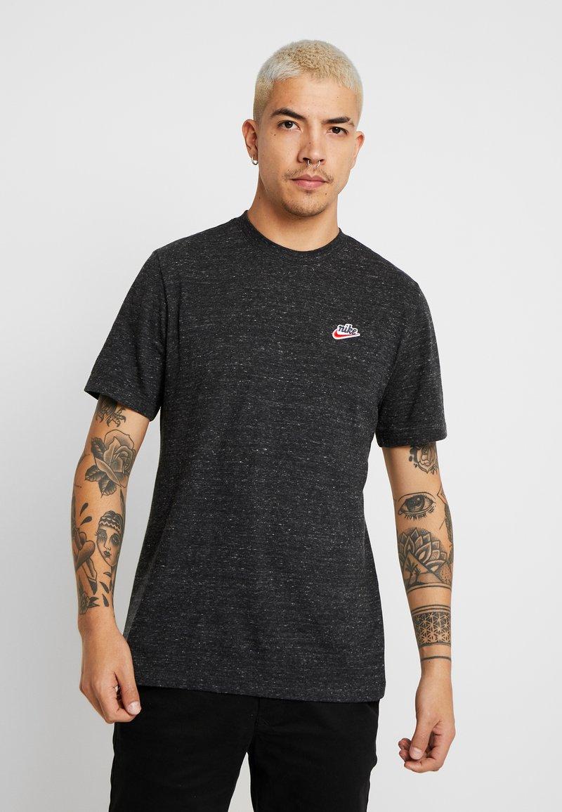 Nike Sportswear - T-shirt basic - black