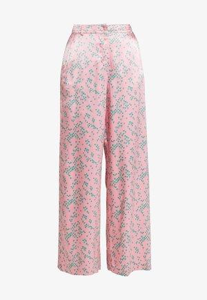HARLEY TROUSER - Kalhoty - pink