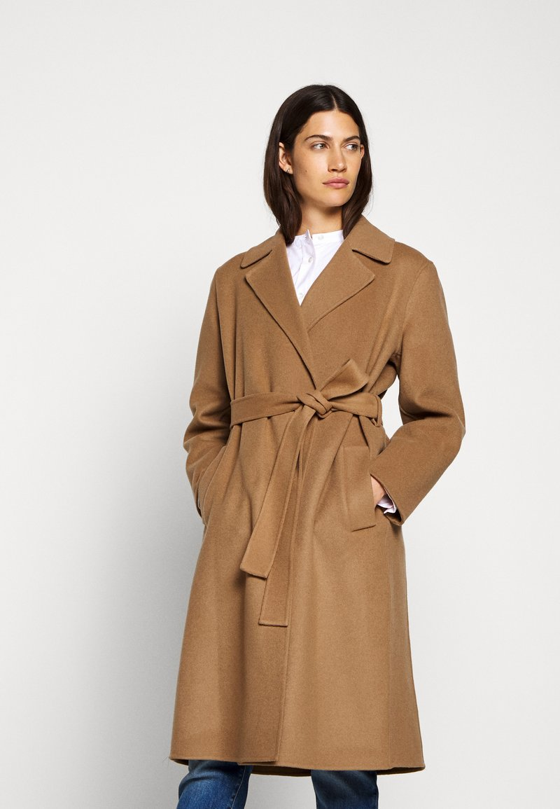 CLOSED - BALE - Zimní kabát - clay