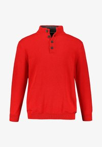 JP1880 - Jumper - red melange - 3