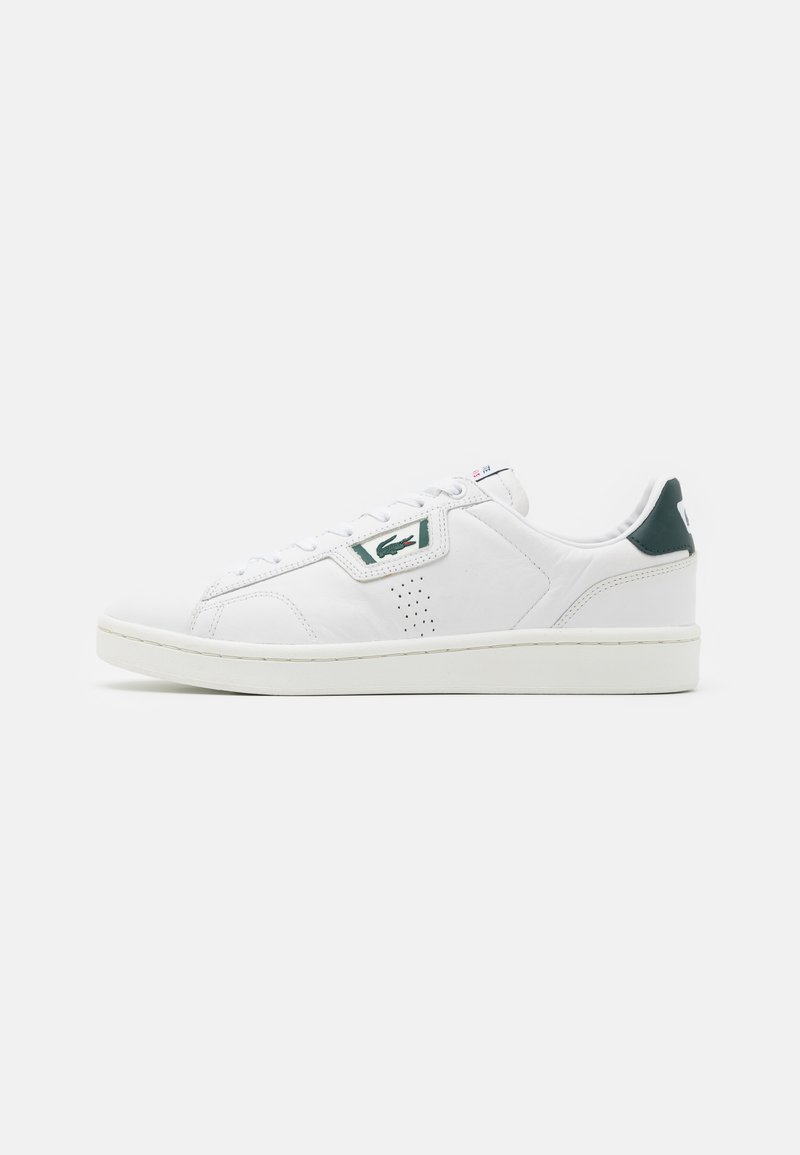 Lacoste - MASTERS CLASSIC - Sneakers - white/dark green