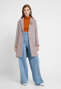Rich & Royal - DECORATED COAT - Summer jacket - cornflower blue - 1