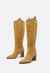 Uterqüe - Boots - brown - 2