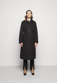 Victoria Beckham - Trenchcoat - black - 5