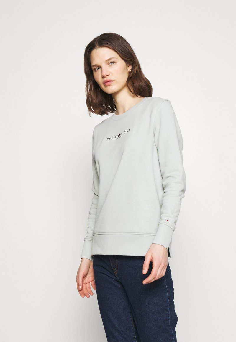 Tommy Hilfiger - REGULAR - Sweatshirt - delicate jade