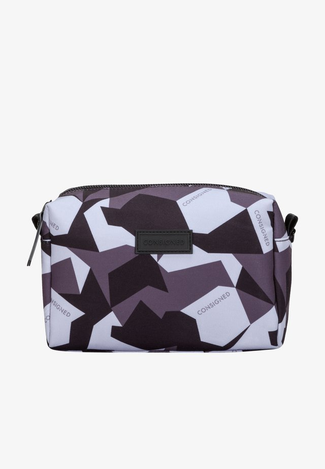 MANSVILLE WASHBAG - Trousse - black