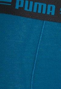 Puma - WOMEN MINI 2PACK - Underbukse - blue/black - 4