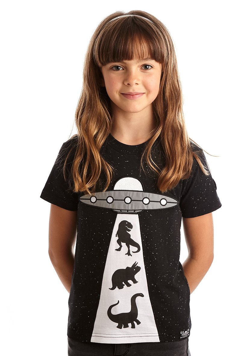 Kinder OUT OF THIS WORLD BEAM ME UP TEE - T-Shirt print