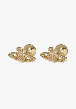 MINI RELIEF CUFFLINKS - Cufflinks - gold-coloured