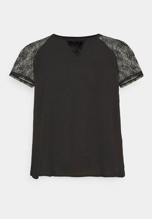 VMHEAN  - Print T-shirt - black