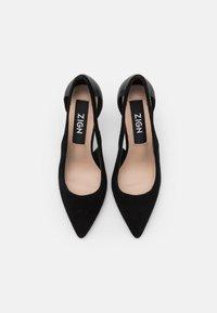 ZIGN Wide Fit - High heels - black - 5